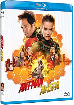 Ant Man & The Wasp [Blu-ray]